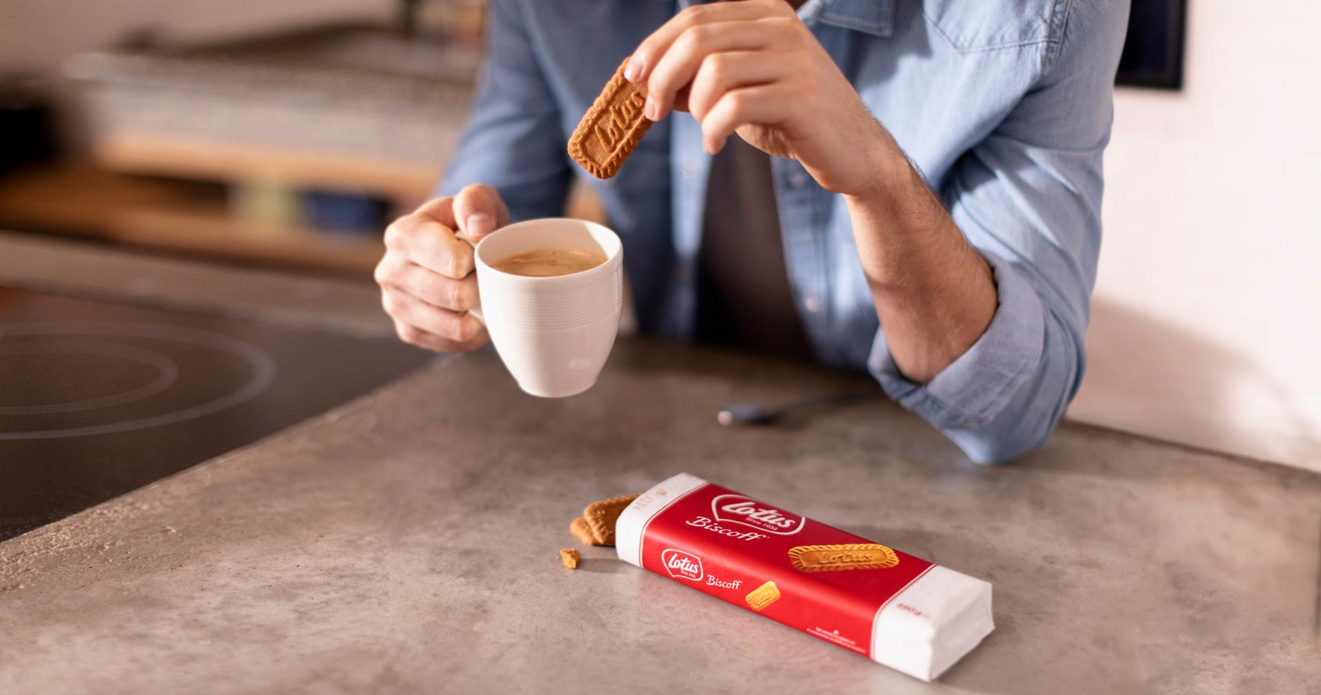 The secret of Lotus Biscoff?