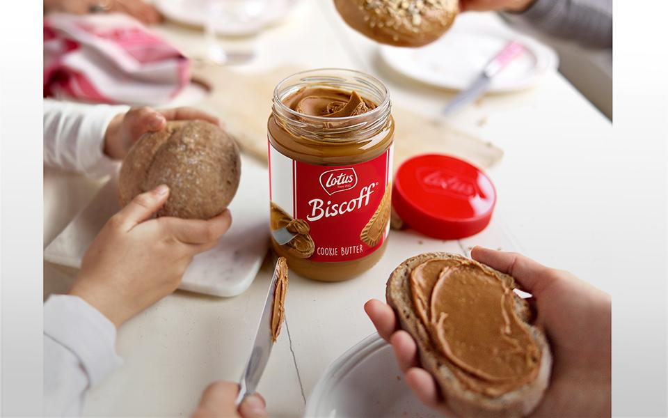 Lotus Biscoff Cookie Butter
